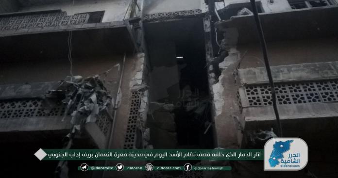 قوات الأسد تواصل خرق وقف إطلاق النار في إدلب