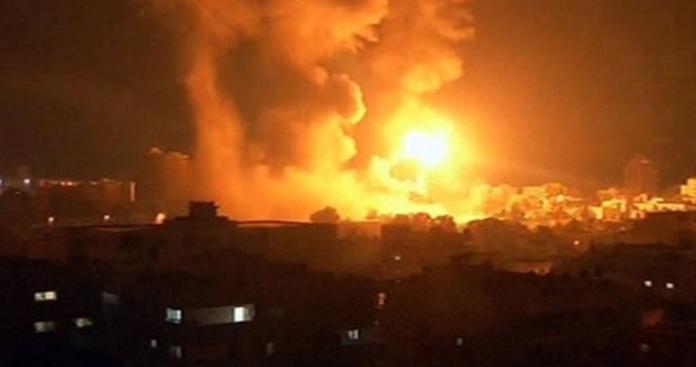 """لليوم الثالث على التوالي ضربات إسرائيلية تستهدف مواقع إيرانية وميليشيا """"حزب الله"""" بسوريا"""
