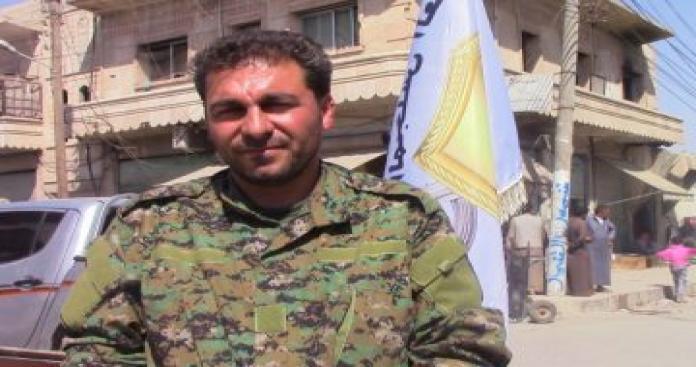 """حركة """"قيام"""" تعلن مسووليتها عن محاولة اغتيال قائد مجلس منبج العسكري"""