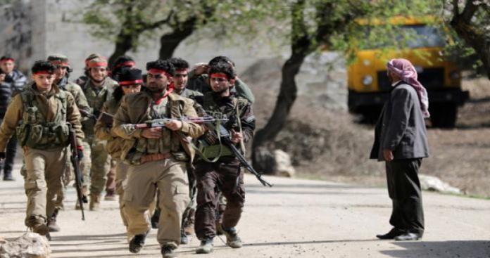 """""""طفل"""" ضحية اشتباكات بين فصائل الجيش الوطني في عفرين"""