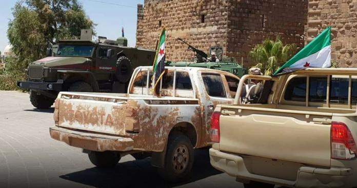 """مصدر يكشف لـ""""الدرر الشامية"""" تفاصيل الاتفاق النهائي بين """"فصائل درعا"""" وروسيا"""