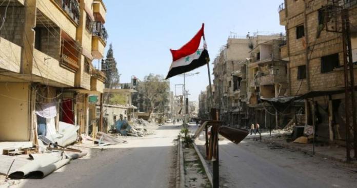 """""""سرايا قاسيون"""" توجه ضربة جديدة لميليشيات الأسد في العاصمة دمشق"""