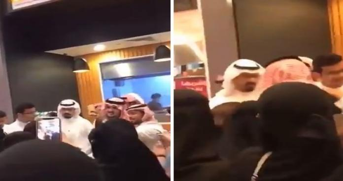 """قيل عنه عدو محمد بن سلمان وتم اعتقاله.. ظهور مفاجئ لـ""""أمير سعودي"""" نافذ في الرياض (فيديو)"""