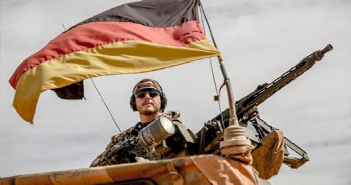 أزمة سياسية غير مسبوقة في ألمانيا بسبب الحرب بسوريا