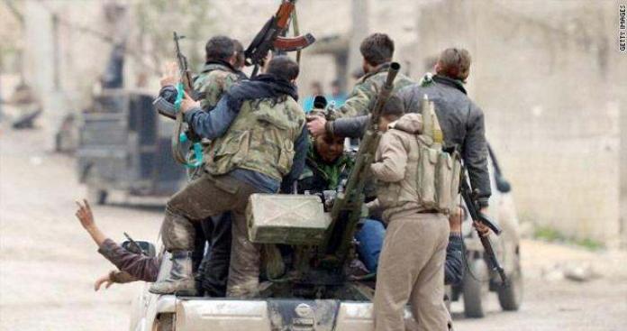 بيان بشأن وضع الجهاد الشامي والمخاطر المحيطة به
