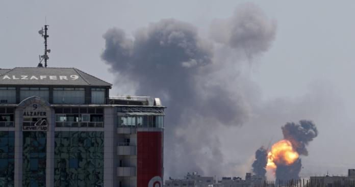 تصاعد الأوضاع في غزة.. ارتفاع عدد الشهداء إلى 9 ومقتل إسرائيليين بصواريخ المقاومة الفلسطينية