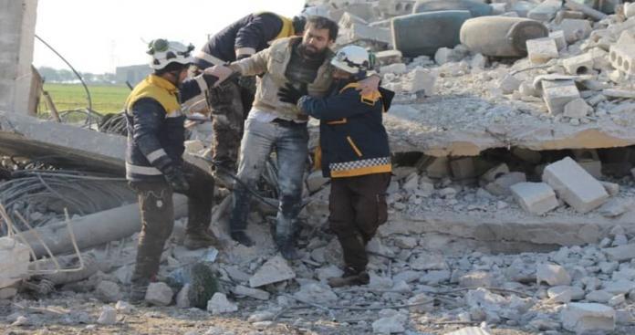 روسيا تنتقم لخسائرها بارتكاب مجزرة في ريف حلب