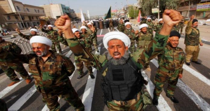 قيادي بالحشد الشعبي يؤكد تورط الحرس الثوري الإيراني في قصف القواعد الأمريكية بسوريا والعراق