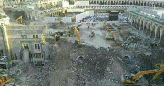 بأمر من الملك سلمان.. قرار مفاجئ بهدم أجزاء في المسجد الحرام والكشف عن الأسباب