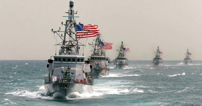 أمريكا تحشد قواتها العسكرية في الخليج استعدادًا لمواجهة إيران عقب مقتل قاسم سليماني