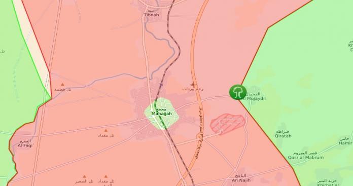 """روسيا تضع عينها على الجنوب السوري.. وتبدأ بـ""""محجة"""""""