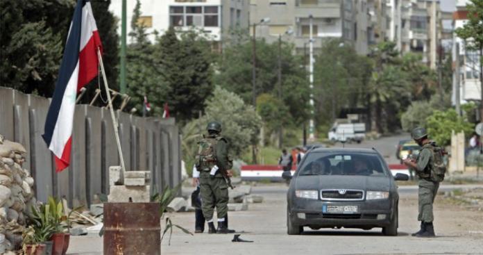 نظام الأسد يعتقل 12 فتاة وسط العاصمة دمشق