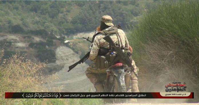 """أمريكا تتخذ قرارًا بشأن """"تنظيم حراس الدين"""" العامل في إدلب"""