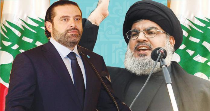 """""""الحريري"""" يوجه صفعة لـ""""نصر الله"""".. أوقف التهريب بدل تمنين اللبنانيين بالمازوت الإيراني"""
