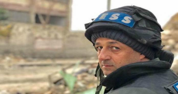 """تحليل عسكري: لماذا اختفى حسين مرتضى مراسل قناة """"العالم"""" الإيرانية عن معارك ريف حماة؟"""