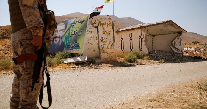 """كمين محكم في بلدة """"حميمة"""" بدير الزور يحصد دفعة من ميليشيا """"حزب الله"""""""