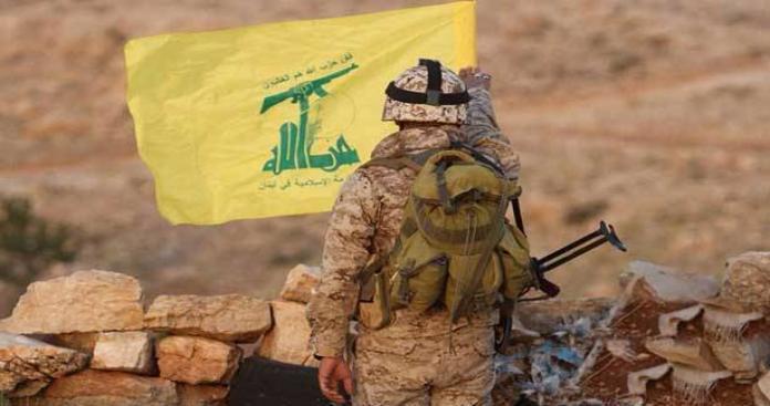 """""""حزب الله"""" اللبناني انسحب مناطق"""
