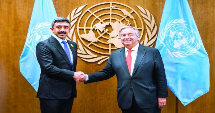 بأغلبية 179 صوتًا.. الأمم المتحدة تنتخب الإمارات عضوًا غير دائم في مجلس الأمن لمدة عامين