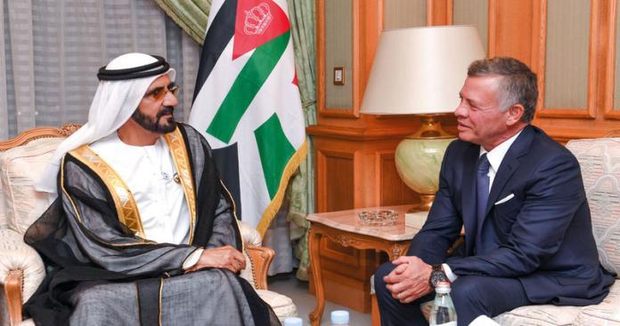 ملك الأردن يفتح حربًا جديدة مع حاكم دبي يتعلق بالأميرة الهاربة هيا بنت الحسين