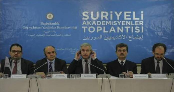 392 أكاديميًّا سوريًّا يعملون في جامعات تركية
