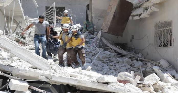 التصعيد العسكري مستمر.. نظام الأسد وروسيا يكثفان من قصف إدلب ويوقعان ضحايا مدنيين