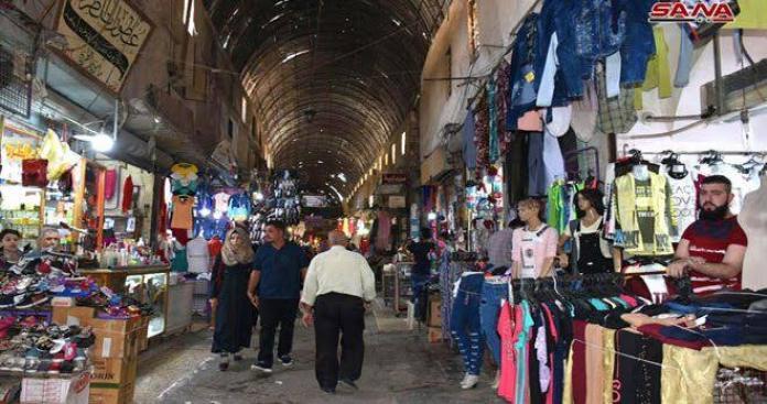 نظام الأسد يصادر كميات كبيرة من البضائع الصينية في حماة.. هذه الأسباب