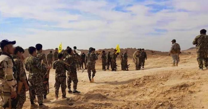 غارات جوية تستهدف الميليشيات الإيرانية في ديرالزور.. مصدر يكشف التفاصيل