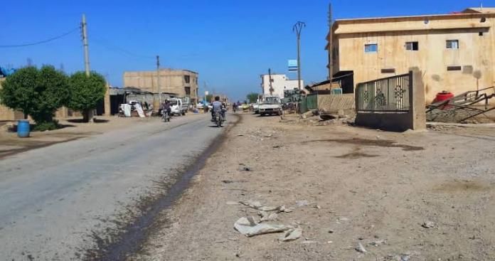 """""""تنظيم الدولة"""" ينسف مقرًا عسكريًا لميليشيا """"قسد"""" في ديرالزور"""