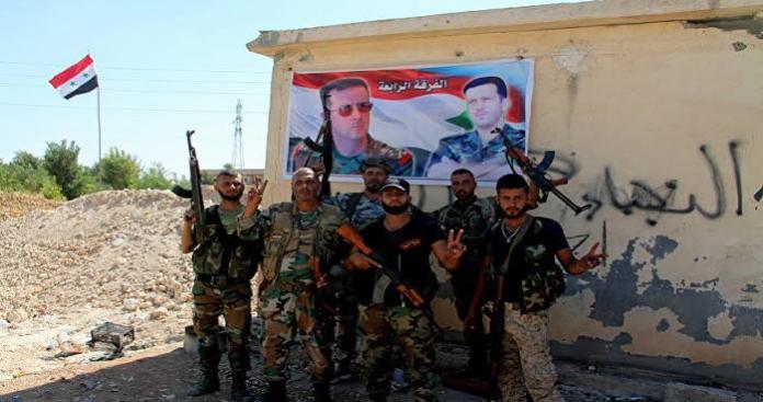 اشتباكات بين ميليشيا الأسد وعناصر التسويات في القنيطرة السورية