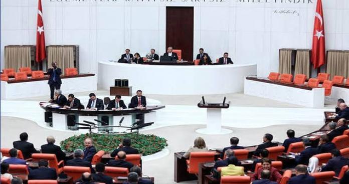 الرئاسة التركية تطلب من البرلمان تمديد العمليات العسكرية في سوريا والعراق