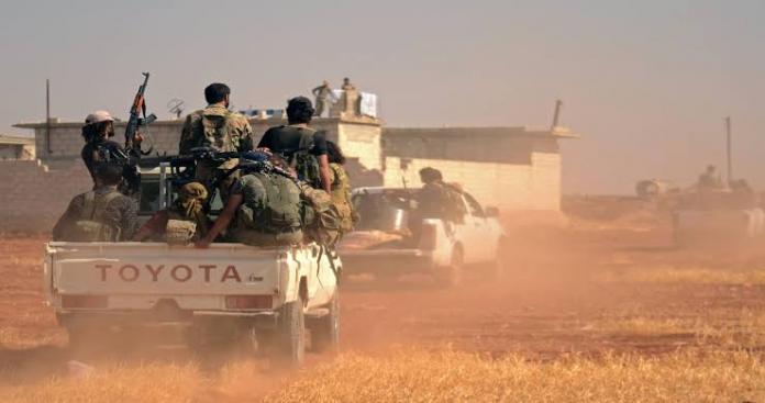 """""""تنظيم الدولة"""" يهاجم الحرس الثوري الإيراني في ديرالزور"""