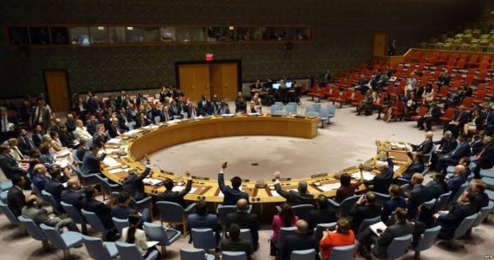 """فيتيو أمريكي - روسي يفشل قرارًا في مجلس الأمن ضد عملية """"نبع السلام"""" التركية في سوريا"""