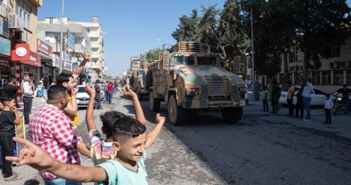 """في يومها الثالث.. تعرف على آخر التطورات الميدانية لعملية """"نبع السلام"""" شمال شرق سوريا"""