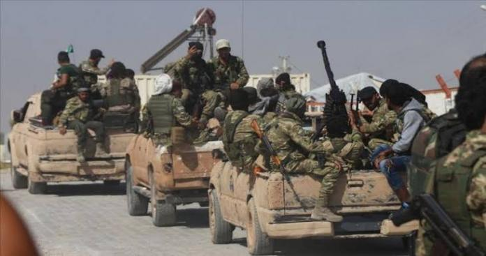 """الجيش الوطني يرد على إتفاقية """"قسد والأسد"""" حول منبج ويرسل تعزيزات عاجلة"""