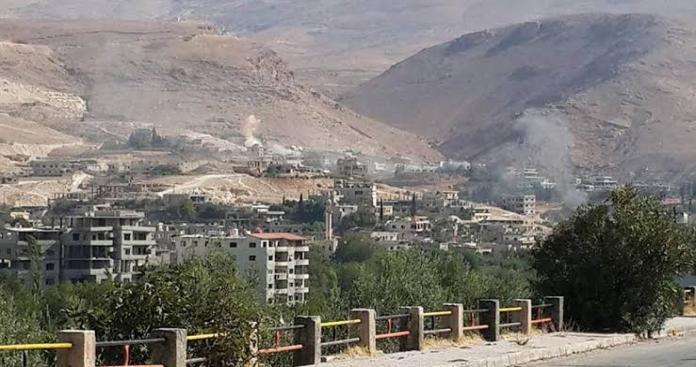 صفعة موجعة.. نظام الأسد ينقلب على ضباط الحرس الجمهوري في وادي بردى بدمشق