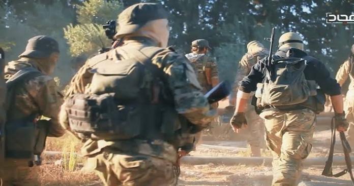 """""""الفتح المبين"""" تنفي سقوط شمال حماة وتشرح ماحدث في خان شيخون جنوب إدلب"""