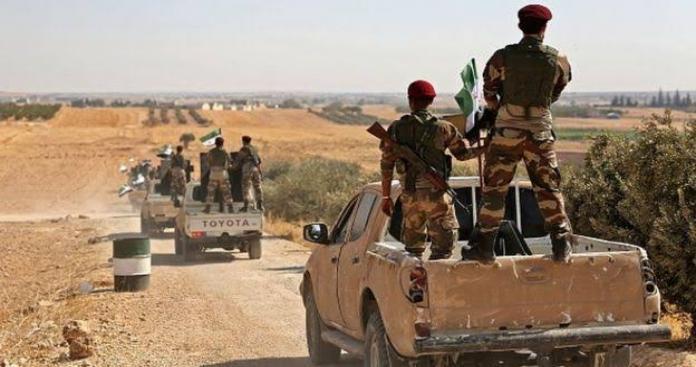 خاص | الجيش الوطني يكشف للدرر معلومات جديدة عن الاشتباك مع قوات النظام بالحسكة