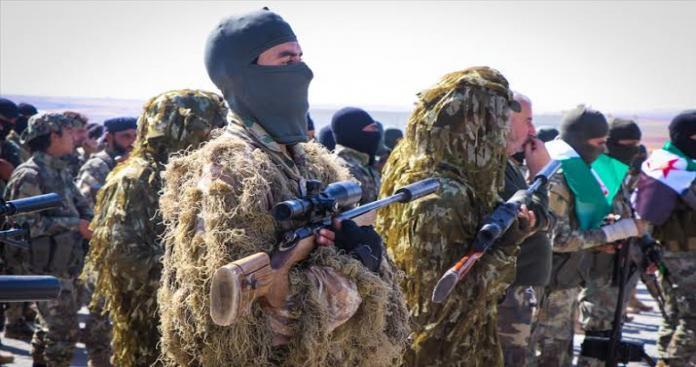 الجيش الوطني يكشف عدد قتلاه خلال عملية نبع السلام العسكرية شمال شرق سوريا