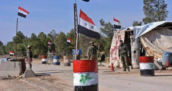 استخبارات الأسد تتلقى ضربة موجعة في محافظة درعا