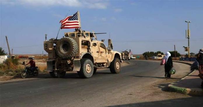 جرحى مدنيون في حادث سير تسببت به دورية أمريكية بالحسكة