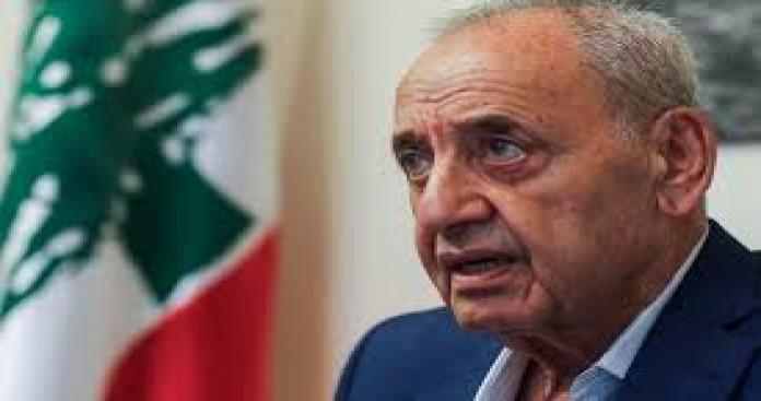 """""""نبيه بري"""" يطالب واشنطن باستثناء لبنان من عقوبات التصدير والاستيراد عبر سوريا"""