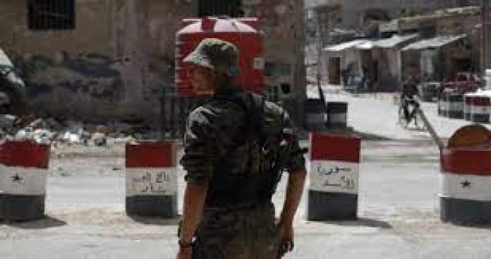 """""""الفرقة الرابعة"""" تفرض إتاوات على المزارعين وتجار المخدرات في المناطق الحدودية بين لبنان وسوريا"""