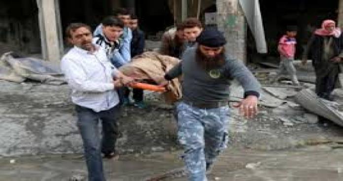 68 قتيلاً حصيلة ضحايا الأسد في سوريا أمس الأحد