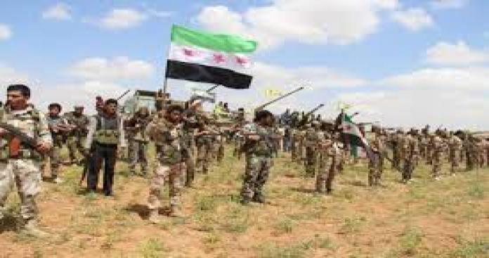 جبهة ثوار الرقة تعلن عن حل جيش العشائر