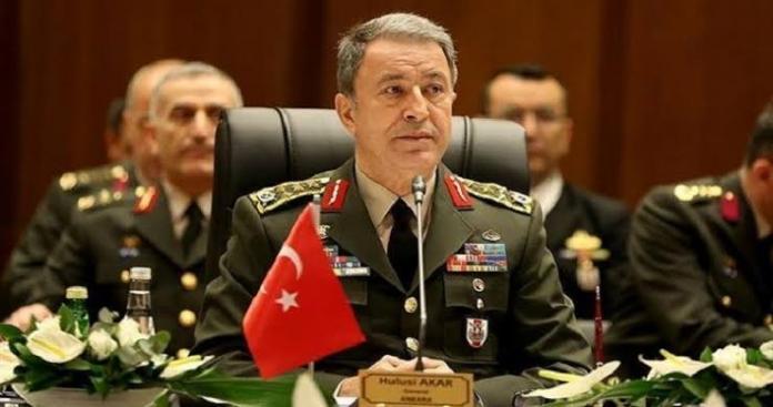 وزير الدفاع التركي يكشف عن خطة جديدة لمواجهة التصعيد في إدلب