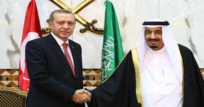 الملك سلمان يستبق مؤتمر برلين ويعلن عن اجراء تصعيدي ضد أردوغان