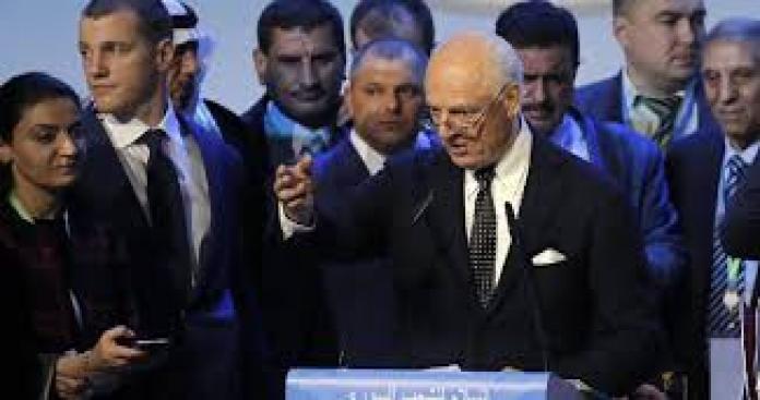 في آخر إحاطة له أمام مجلس الأمن.. ديمستورا يكشف تفاصيل جديدة حول اللجنة الدستورية الخاصة بسوريا