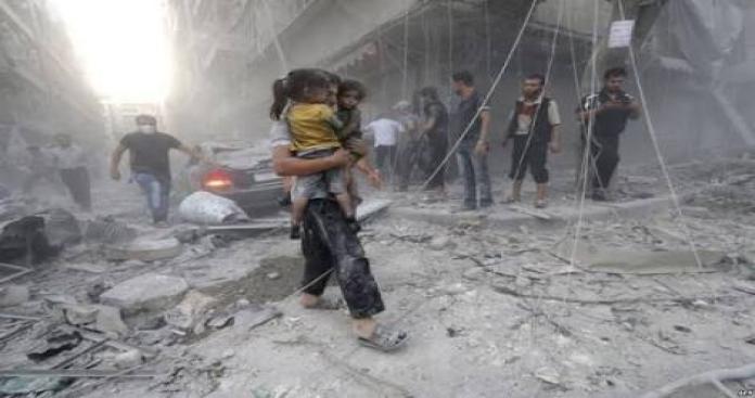 """""""أطباء بلا حدود"""": جرحى ومرضى في حلب لا يجدون مكاناً لهم"""