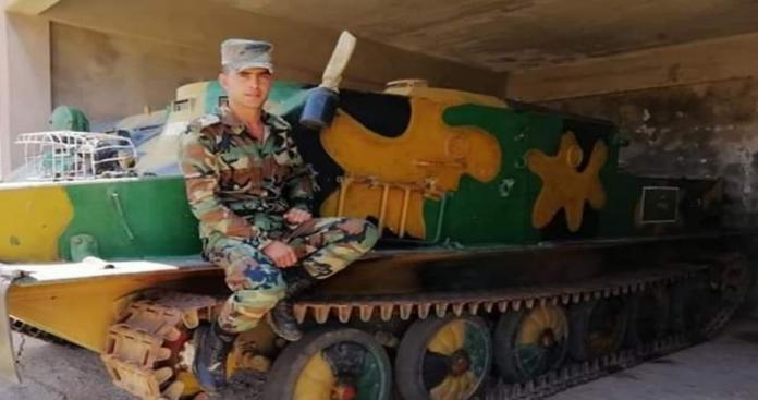 مقتل ضابط بطلقة قناص يثير رعب قوات الأسد في درعا