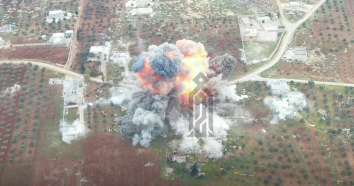 إحصائية جديدة.. سلاح المفخخات والصواريخ الموجهة يقتل المئات من جنود الأسد في أيام